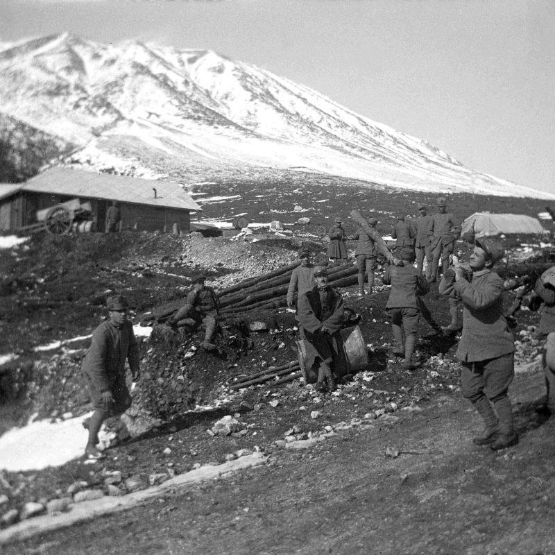 Zone di Guerra 1917-1918
