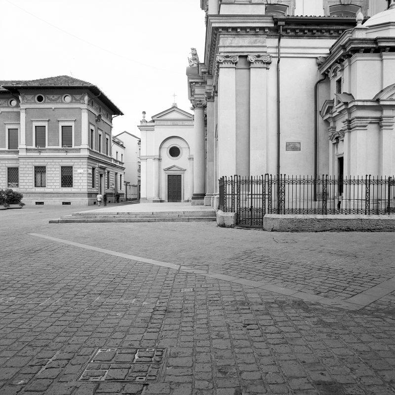 Fondo Claudio Argentiero - Busto Arsizio, piazza San Giovanni - 2000